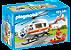 Playmobil 6686 - Helicóptero da Emergência Médica - Imagem 1