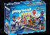 Playmobil 6878 - Unidade Policial de Bloqueio com Cães - Imagem 1