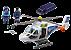 Playmobil 6921 - Helicóptero Da Polícia Com Luz - Imagem 2