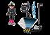 Playmobil 9348 - Ghostbusters 2 Monstros Holográficos Raymond Stantz - Imagem 2