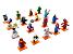 LEGO Minifigures - Série 18 Completa - Imagem 4