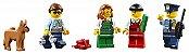 LEGO City - Conjunto de Iniciação da Polícia 60136 - Imagem 3