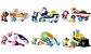 Patrulha Canina Marítima - Kit com 6 Bonecos e Veículos - Imagem 1