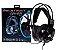 Fone De Ouvido Headset Gamer Deep Bass Usb+P2 Kp-464 - Imagem 3
