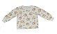 Pijaminha Baby Flanelado Ursinho Amarelo - Imagem 2