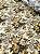 Tecido Gorgurinho Floral Vintage Amarelo - Imagem 2