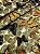 Tecido Gorgurinho Borboletas Verde - Imagem 3