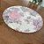 Sousplat Jacquard floral rosa - Imagem 2