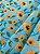 Tecido Tricoline girassol tiffany - Imagem 2
