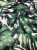 Tecido Jacquard Costela De Adão folhas verde - Imagem 4