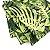 Quadro para parede decorativo Costela De Adão verde - Imagem 5