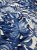Tecido Jacquard Costela De Adão folhas azul - Imagem 2