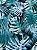 Tecido Jacquard Costela De Adão azul marinho - Imagem 1