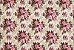 Jogo americano Gorgurinho floral bege rosa - Imagem 1