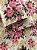 Jogo americano Gorgurinho floral bege rosa - Imagem 2