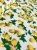 Tecido Jacquard limão siciliano branco - Imagem 1