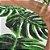 Sousplat Jacquard Costela De Adão verde - Imagem 3