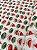 Tecido Tricoline Melancia branco - Imagem 3