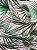 Tecido Verona folhas bege verde - Imagem 2