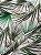 Tecido Verona folhas bege verde - Imagem 1
