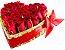 Coração Apaixonado de Rosas Vermelhas - Imagem 1