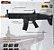 Rifle Airsoft Scar Labs CM067BK Cyma - Imagem 4