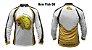 Camiseta de Pesca New Fish Dourado Monster 3x - Imagem 1