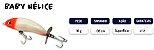 Isca Artificial 8cm Baby Hélice KV - Imagem 1