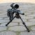 Bipé Ajustável Trilho Picatinny 17x24cm JQB-8 - AVB - Imagem 4