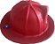 Chapéus Bombeiro de E.v.a - Adulto - Fabricação Própria - Imagem 2
