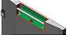 AC02-D-D0142 - Painel de Comando Serigrafado (antigo 22229 - Plataformas AC02 Antigas) - Imagem 1