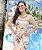 Vestido Sino Moda Evangelica Detalhe em Tule e Perolas Maria Amore 2233 - Imagem 3