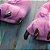 Pantufas Várias Cores com Garras - Tamanho Único - Imagem 8
