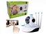Câmera Ip Sem Fio 360 3 Antenas Hd Wifi - Imagem 1