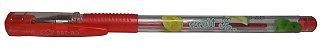 12 Canetinhas Gel Esferográfica Colorgel Caneta Escolar - Imagem 2