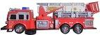 Caminhão De Bombeiro Brinquedo, Anda E Emite Sons Sh-8809 - Imagem 3