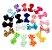 kit com 20 pares de laços - Imagem 1