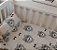 Kit de berço com 2 peças - Baby Urso - Imagem 1