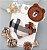 Kit laços Urso - Imagem 1
