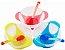Tigela com colher - colors - Imagem 1