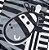 Macaquinho de praia - Zebra - Imagem 2