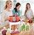 Squeeze Maker armazenador de alimentos - Imagem 4