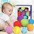 Kit com 11 bolas sensoriais - Imagem 1