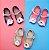Mini sandália Unicórnio - Imagem 1