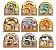Kit de alimentação - Bichinhos - Imagem 1
