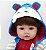 Boneco Realista Menino Bebê Reborn 47 cm - Baby Boy - Imagem 3