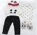 Boneca Realista Bebê Reborn 48 cm - Panda - Imagem 9