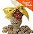 Ovo de Páscoa Tnuva c/ pastilhas coloridas 180gr - Imagem 1