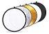 Rebatedor E Difusor Circular 5 Em 1 Com 104cm 110cm + Bolsa - Imagem 1