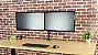 Suporte Para 2 Monitores de 10 A 32 Kg Articulado de Mesa - Imagem 4
